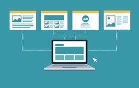 Webdesign und Inhalte