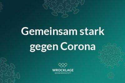Erreichbarkeit in der Corona-Krise