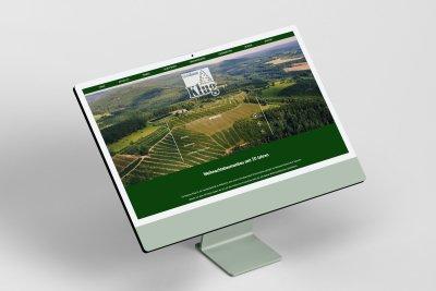Neue Webseite der Familie Klug