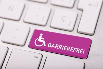 Barrierefreie Webseiten