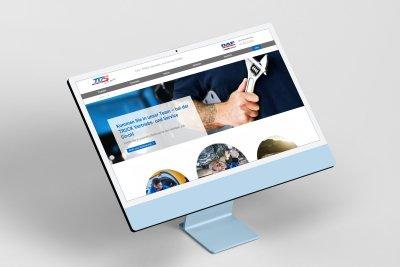 Neue Webseite mit Job-Portal für TVS LKW